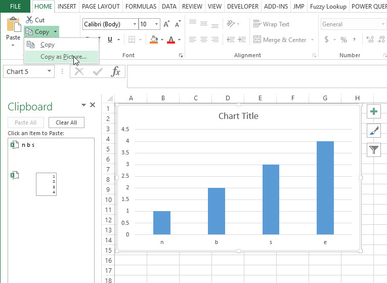 Excel: Copy, Cut, Paste, and Format Painter – Analytics4All