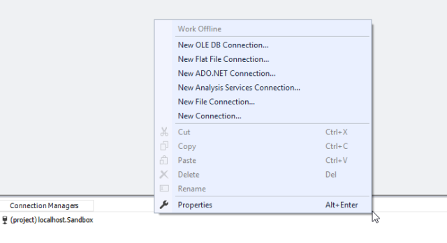 SSIS: Lesson 2 Import data from CSV into database – Analytics4All